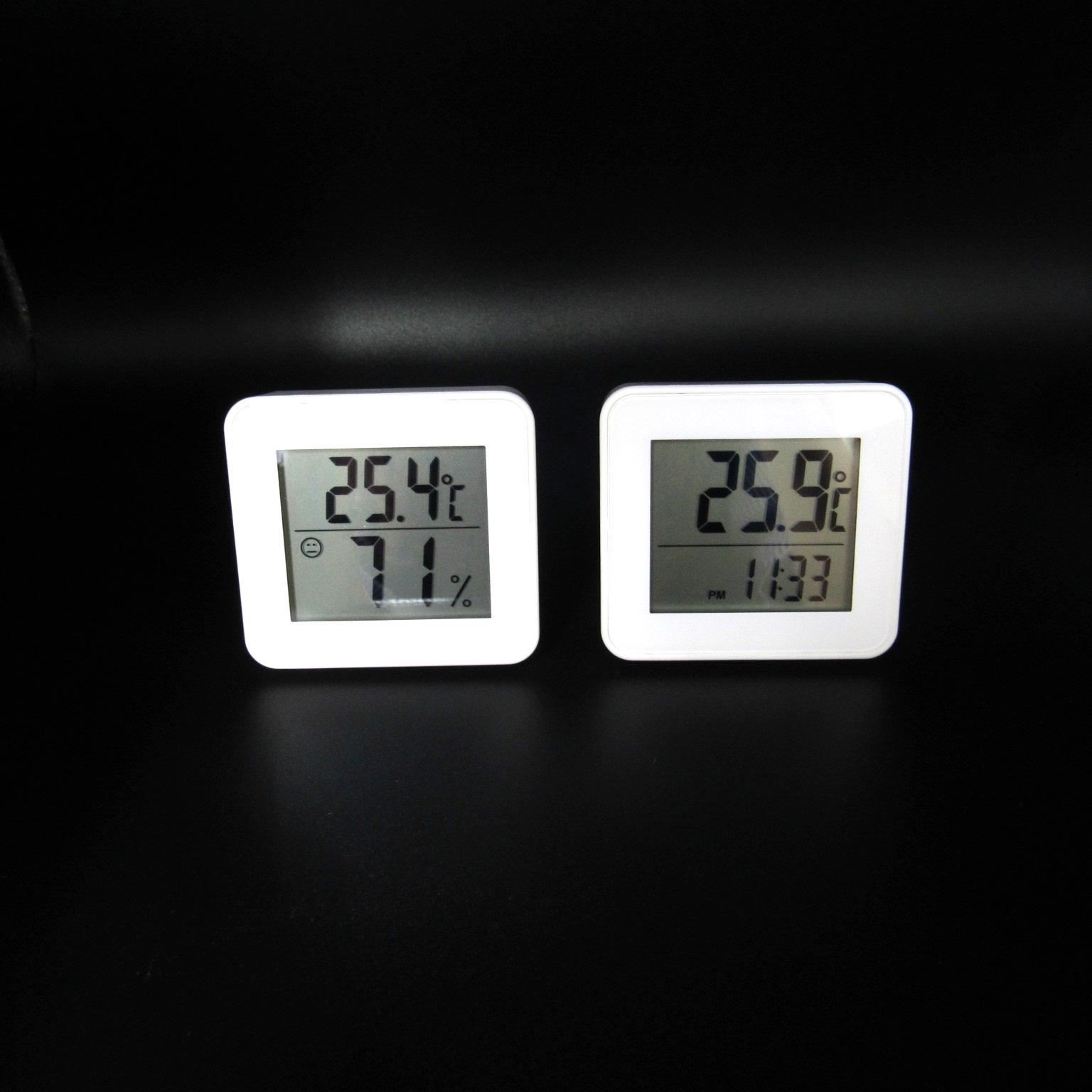 室內溫濕度計 4