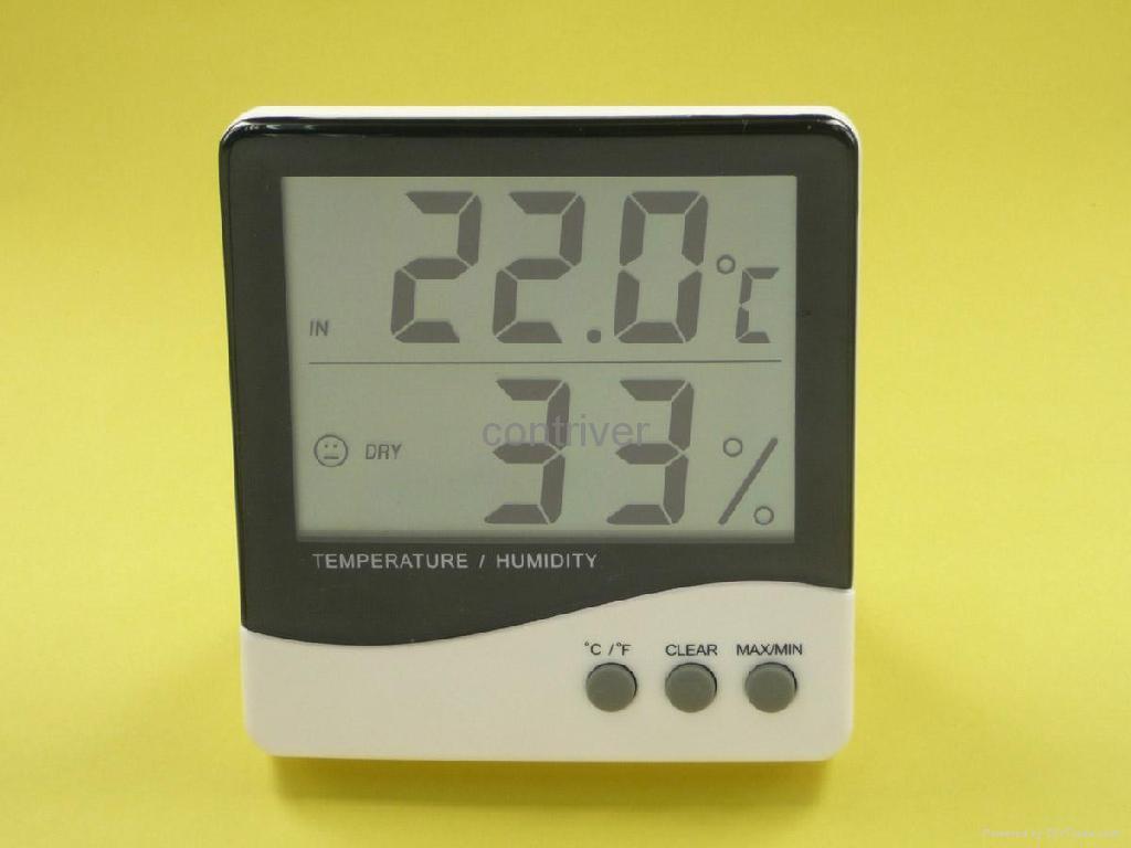 电子温湿度计 1
