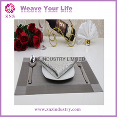 Poly+ PVC placemat by ZN