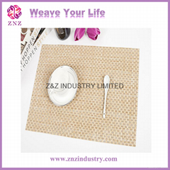 Placemats, Table mats,Vinyl table pads,Table pads, Cup pads, Boul pads by ZNZ