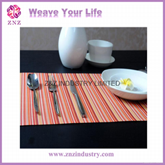 Folded borders Placemats, Table mat by ZNZ
