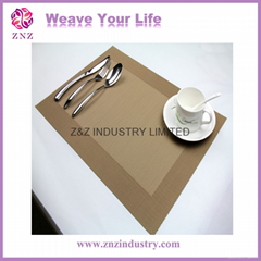 Anti-slip table mat by ZNZ