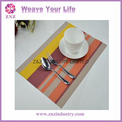 ZNZ Woven Straw Placemat