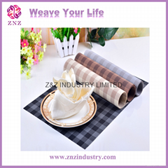 Woven Round Placemat by ZNZ