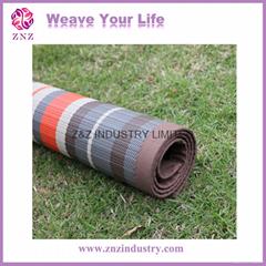Vinyl backed coir mat by ZNZ