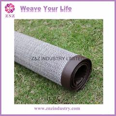 Vinyl outdoor mat by ZNZ