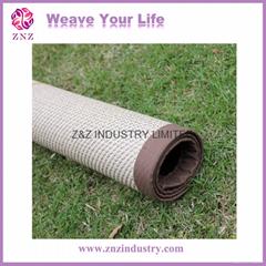 Woven floor mats by ZNZ