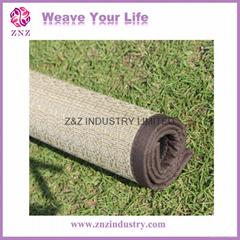 Vinyl mesh with felt backing underlay by ZNZ
