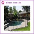 ZNZ welcome OEM ODM security swimming aluminum plastic portable fence price pos