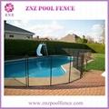 ZNZ  Portable Vinyl Pool fencing
