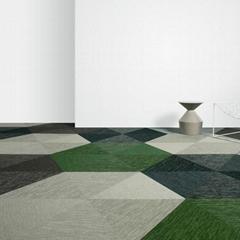 ZNZ Textured Vinyl Floor