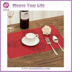 Non-slip table mat by ZNZ