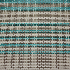 Pvc Woven Coated Fabric 21612