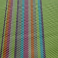 Pvc Woven Coated Fabric 21618