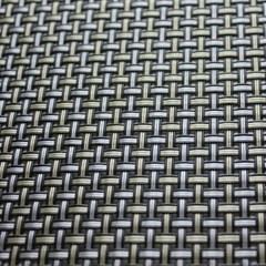 Pvc Woven Coated Fabric 21626