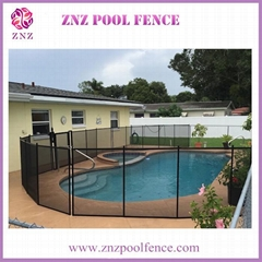 ZNZ Galvanized Temporary Movable Pool Fence