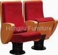 luxurious folding theater chair