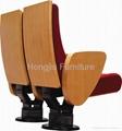 luxurious folding theater chair  2