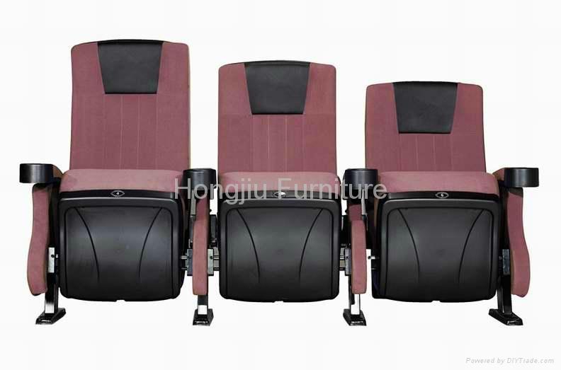 Soft folding  cinema chair HF811 2