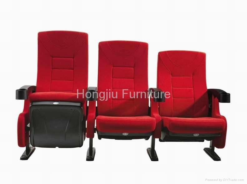 Soft folding  cinema chair HF811 3