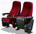 Soft folding  cinema chair HF811 4