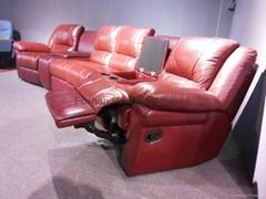 Best luxury China  cinemas sofa