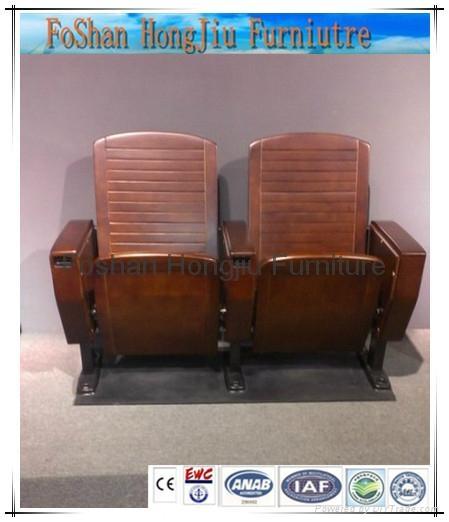 luxurious folding theater chair  5