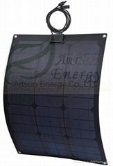 30W Semi-Flexible Solar