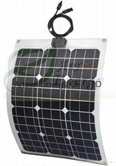 50W Semi-Flexible Solar