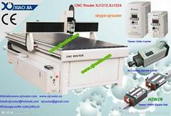 CNC Router XJ1224N/XJ1212N