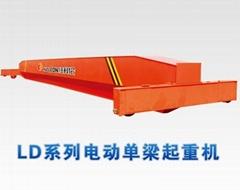 LD型電動單梁起重機