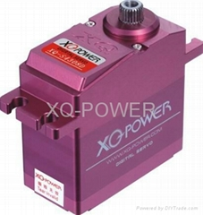 Servo XQ-POWER  High Voltage 8.5V Full Metal Case Digital Servo XQ-S4815D