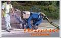 青工桥面防腐防水防滑移动式路面抛丸机  4