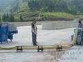 青工沥青移动式路面抛丸清理机 3