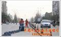 青工沥青移动式路面抛丸清理机 4