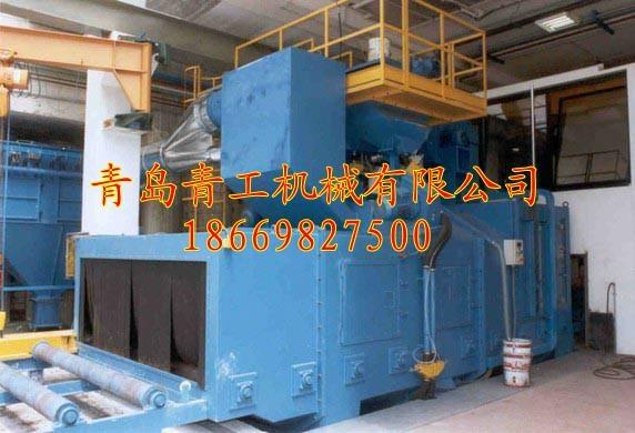 供应青工QGSC系列石材抛丸机  1