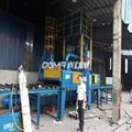 青岛抛丸机厂家角钢通过式抛丸机
