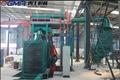 青工工字鋼焊接件拋丸機廠家直銷