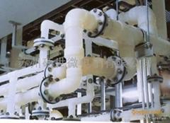 PVDF管路焊接
