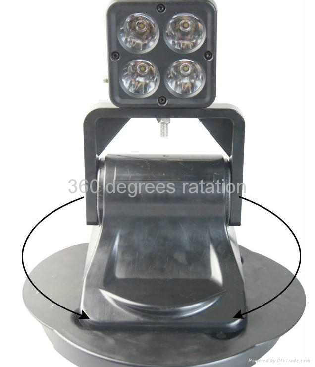 Wireless Remote Control Searchlight And Spotlight