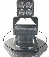 Wireless remote control searchlight and spotlight