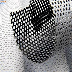 perforated vinyl