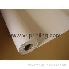 哑光防水油画布材料