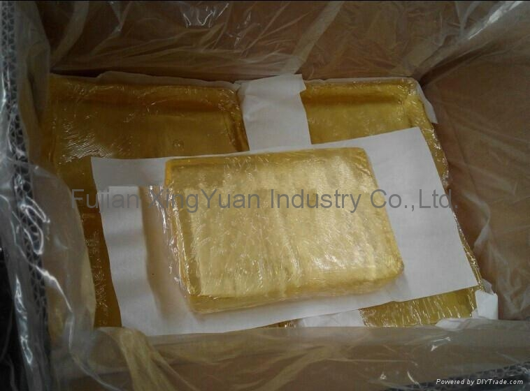 Hot melt glue adhesive for diapers and sanitary pads 5