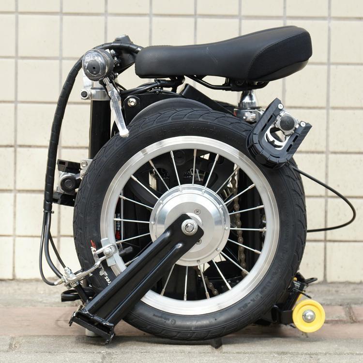 折叠电动自行车 1