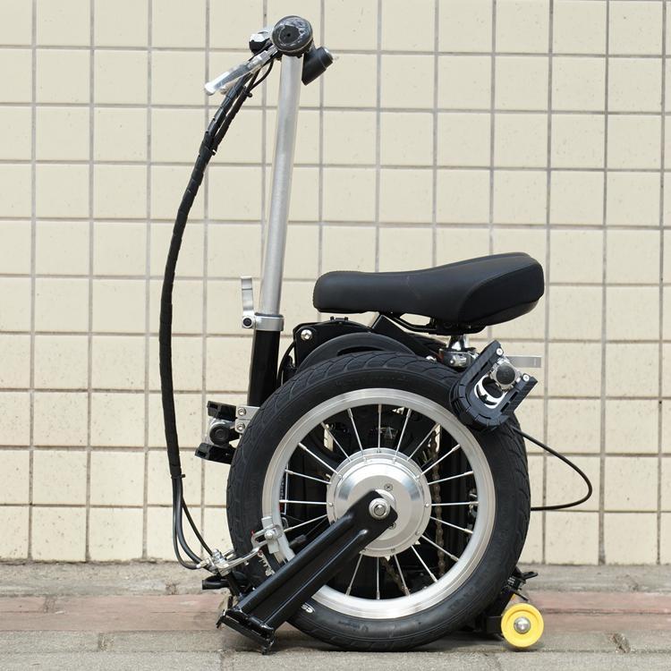 折叠电动自行车 2