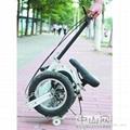 超小折叠自行车ZYQZDXX1
