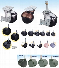 furniture chair casters