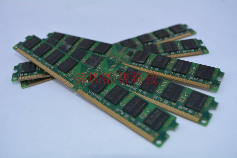DDR2 2GB DIMM 667Mhz 800Mhz 240Pin CL5 CL6 Desktop PC Memory Ram 5