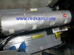 Insolation Barrel Blankets-RedsAnt Plastic Injection barrel Insulation Blankets